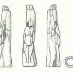 10 vrfig. been, 12.500-7500 v. Chr. Riparo Gaban, de pal traditie leeft voort, It.