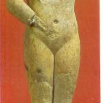 Venus van Volsinii. Uit Orvieto ten noorden van Rome.