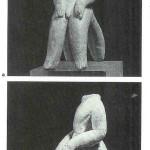 Vermoeide zorgelijke jaargod.  Sesklo, 5900-5700 v Chr., van Venus tot Madonna, 158.
