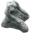 De Hermafrodiet van Sesklo.  6000-5700 v Chr., van Venus tot Madonna, 153.