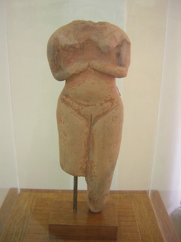 'De Venus van Lerna'.