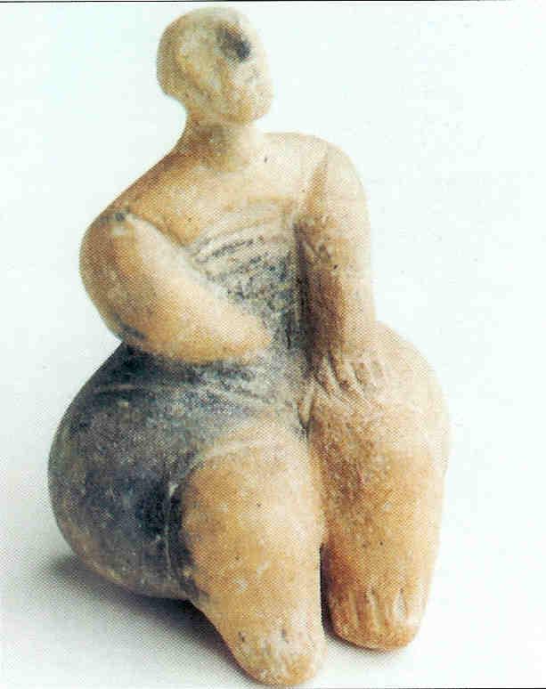 'Eunuch' uit de Xaghra-steencirkel
